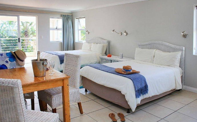 Cape st Francis - Club Break -  kamer