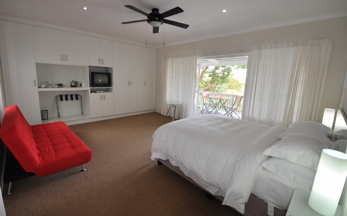Knysna - South Villa - kamer1