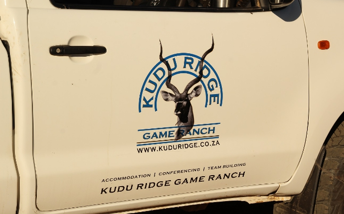 Kudu Ridge Lodge - logo