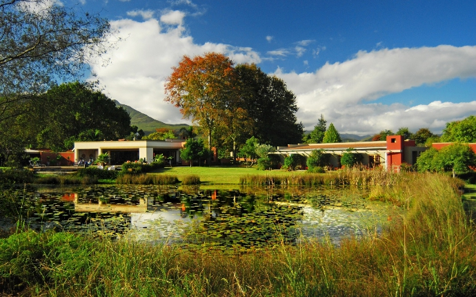 Plettenberg Bay - Lily Pond Country Lodge 8