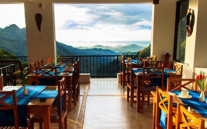 Ella - Mountain Heaven - restaurant