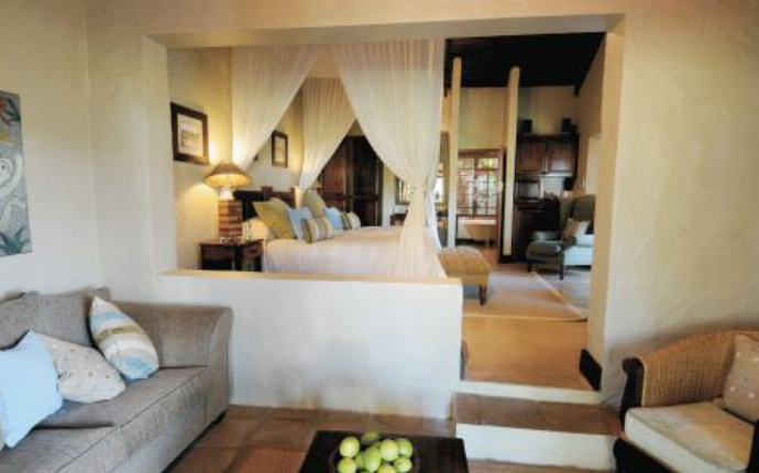 Addo - Woodall Country Hotel - kamer1