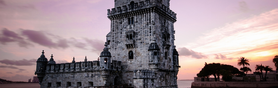 Lissabon - Belém Tower