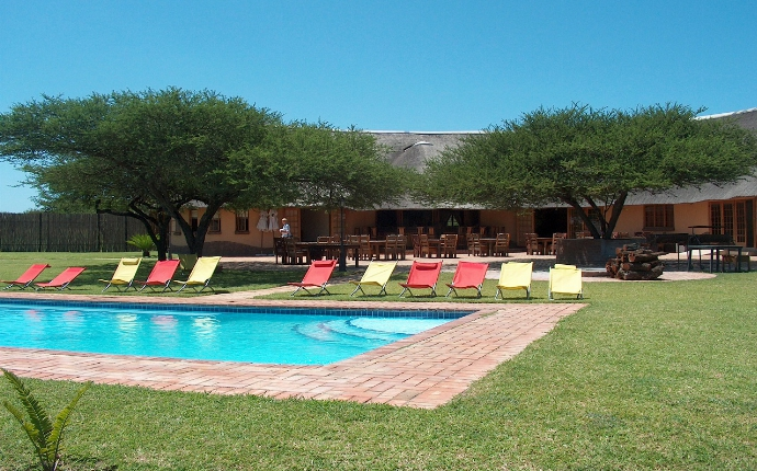Hluhluwe - Bayala Game Lodge