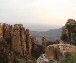 Graaff Reinet - Valley of Desolation