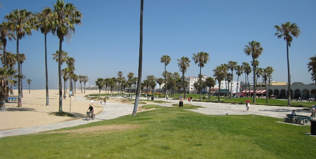 Los Angeles Venice Beach