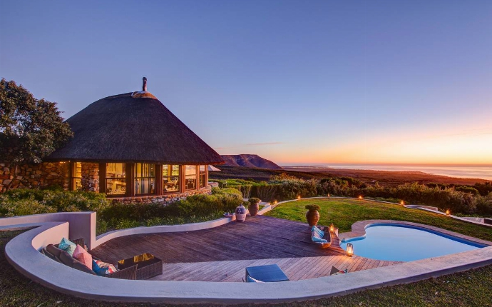 Grootbos Private Nature Reserve - Garden Lodge Pool