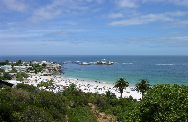 Kaapstad - Camps Bay