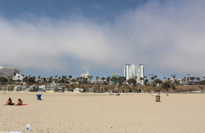 Los Angeles - Monica Beach