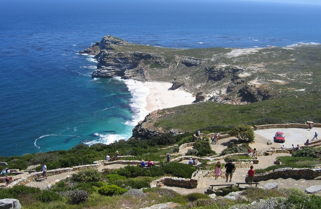 Kaapstad - Cape point