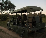 Zuid-Afrika - Kruger National Park - Game Drive