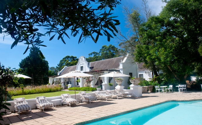 Plettenberg Bay - Lairds Lodge